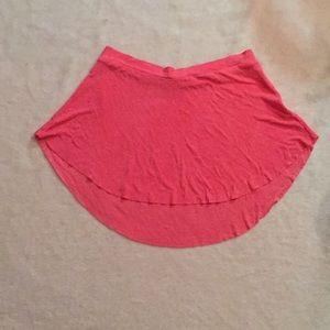 Bullet point ballet skirt